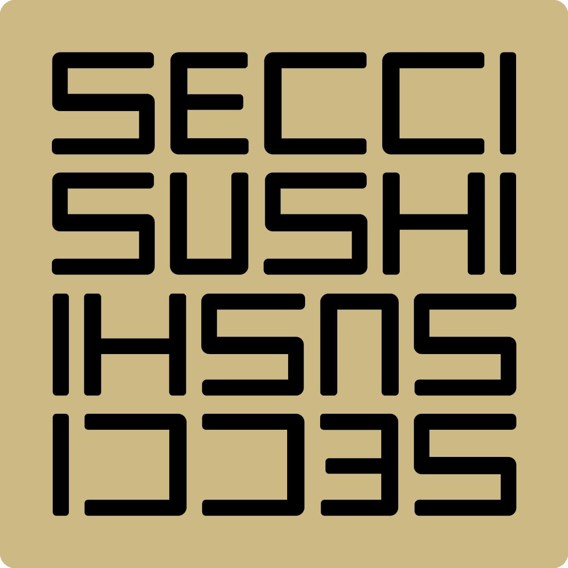 seccisushi_logo